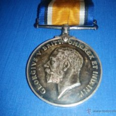 Militaria: MEDALLA PLATA IWW. Lote 53424895