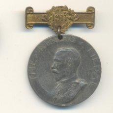 Militaria: 2ºCAJ--- 1911 INGLATERRA THE KINGS MEDAL. Lote 53434520