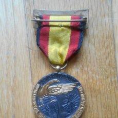 Militaria: MEDALLA 17 JULIO DE 1936, VANGUARDIA, CON PASADOR, INDUSTRIAS EGAÑA. Lote 53658262