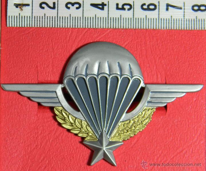 Militaria: Replica museum - Insignia de paracaidista Francia - II Guerra Mundial - Foto 2 - 99913074