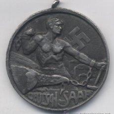 Militaria: MEDALLA ALEMANA-LIBERACION DE LA RAE-ALEMANIA NAZI. Lote 53814054