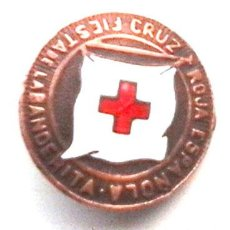 Militaria: INSIGNIA, MEDALLA DE CRUZ ROJA ESPAÑOLA. Lote 54314262