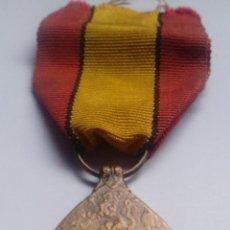 Militaria: MEDALLA DE LA CAMPAÑA. BÉLGICA. I GUERRA MUNDIAL. 1914-1918. Lote 54519308
