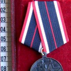 Militaria: REPLICA MUSEUM - CCCP - URSS - UNIÓN SOVIETICA - 1940 - EXALTACIÓN DEL EJERCITO ROJO. Lote 54546262