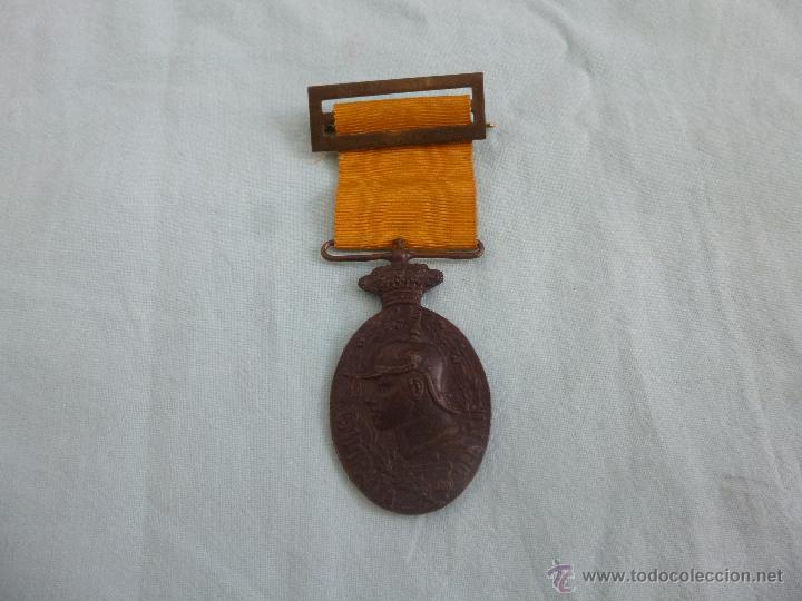 MEDALLA CAMPAÑA DEL RIF..MARRUECOS..ORIGINAL.. (Militar - Medallas Españolas Originales )