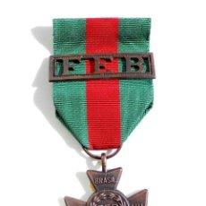 Militaria: MEDALLA AL MÉRITO 18 - VII - 1944 2º GUERRA MUNDIAL - BRASIL. Lote 54654954