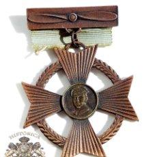 Militaria: ORDEN AL MÉRITO AERONÁUTICO TENIENTE CARLOS MEYER BALDÓ - VENEZUELA. Lote 54657119