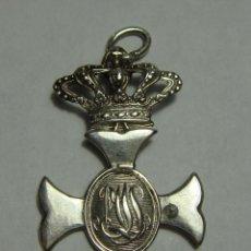 Militaria: MEDALLA DE LA ORDEN DE MARIA ISABEL LUISA. PLATA.. Lote 54884459