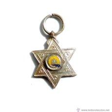 Militaria: MEDALLA EN MINIATURA DE ORDEN DE LA MEDAHUIA, PARA TROPA. Lote 54975411