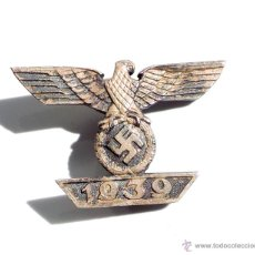 Militaria: SPAGNE ALEMAN, CRUZ DE HIERRO, REPRODUCCIÓN DE MUY BUENA CALIDAD. Lote 54982622