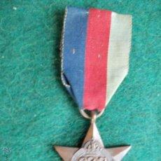Militaria: MEDALLA INGLESA II GUERRA MUNDIAL. Lote 55044918
