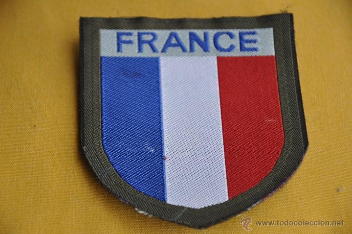 INSIGNIA DE BRAZO,FRANCESA (Militar - Reproducciones y Réplicas de Medallas )