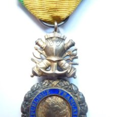 Militaria: FRANCIA - 1870 : MEDALLA MILITAR, AL VALOR Y LA DISCIPLINA. Lote 55148479