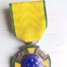 Militaria: WWII. BRAZIL. CRUZ DE GUERRA. 1942. Lote 55398573