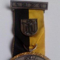 Militaria: MEDALLA TALER MUNICH. 1640. ALEMANIA. 1971. Lote 55709110