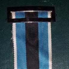 Militaria: MEDALLA DEL SAHARA CON PASADOR,BAÑADA EN PLATA,CON CINTA INCLUIDA. Lote 61054014