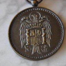 Militaria: MEDALLA DE EX-COMBATIENTES SAN MARTIN SASGAYOLAS. Lote 56334722