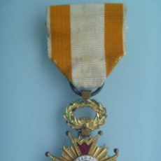 Militaria: MEDALLA DE LA LEALTAD ACRISOLADA , POR ISABEL LA CATÓLICA , SIGLO XIX. Lote 56517635