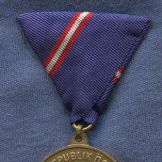 Militaria - Austria. Medalla Militar al Servicio. Versión bronce. - 56570028