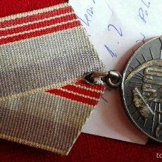 Militaria: URSS MEDALLA VETERANO EN EL TRABAJO TIPO 1 VARIEDAD 2. Lote 56705070