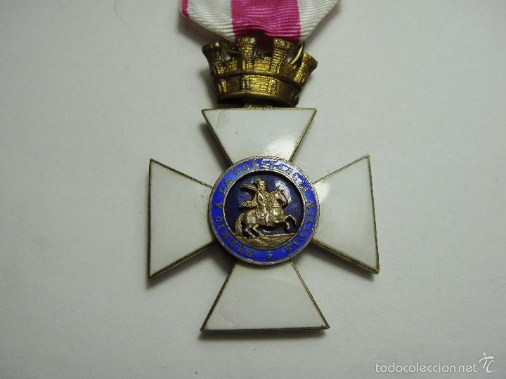 Militaria: Cruz de la Orden de San Hermenegildo. República. - Foto 2 - 56869685