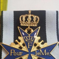 Militaria: MILITAR ALEMANIA PRIMERA GUERRA MUNDIAL POUR LE MERITE MEDALLA REF OL. Lote 56923734