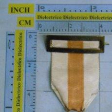 Militaria: MEDALLA MILITAR. CONSTANCIA MILITAR SUBOFICIAL. ÉPOCA FRANQUISTA. PENSIONADA. AÑOS 50 60. 25 GR. Lote 57141659