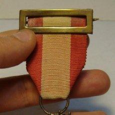 Militaria: CRUZ AL MERITO NAVAL (1ª CLASE). DISTINTIVO BLANCO. EPOCA DE FRANCO. ESMALTES.. Lote 57162108