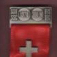 Militaria: MEDALLA SUIZA HELVETIA -ENRI DUNANT 1978 EFS TFC WIR SIND ALLE BRUDER SIAMO TUTTI SSV SSC . Lote 57185482