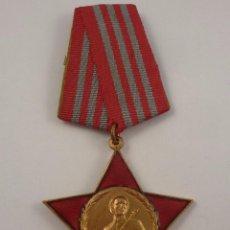 Militaria: ALBANIA - ORDEN DE LA ESTRELLA ROJA DE 3ª CLASE. Lote 57244210