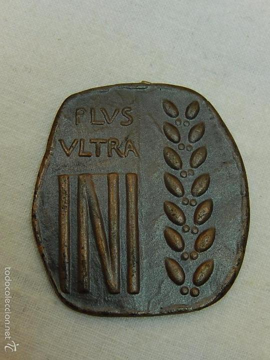 Militaria: Medalla Plus Ultra. INI. - Foto 3 - 57420143