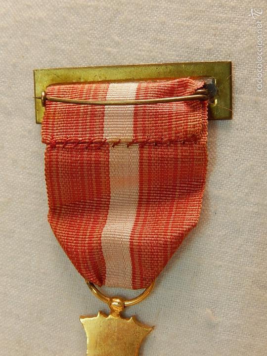 Militaria: Cruz del Mérito Militar, Distintivo Rojo. - Foto 8 - 57421290