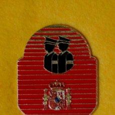 Militaria: PLACA POLICIA NACIONAL PATRULLAS URBANAS ORIGINAL DE EPOCA. Lote 57471375