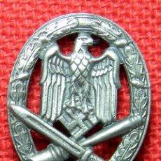 Militaria: DISTINTIVO ASALTO GENERAL. GENERAL ASSAULT BADGE. ALLGEMENIES STURMABZEICHEN. Lote 57857284