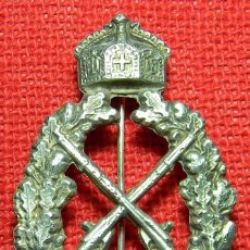 Militaria: ALEMANIA IMPERIAL 1ª GUERRA MUNDIAL - INFANTERIA 1913 - ALTURA 85 MM - CON MARCAJE. Lote 57857371