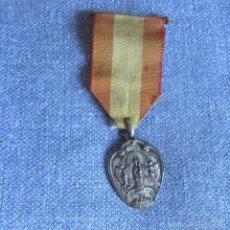 Militaria: MEDALLA FALANGE GUERRA CIVIL ZARAGOZA. Lote 57738324