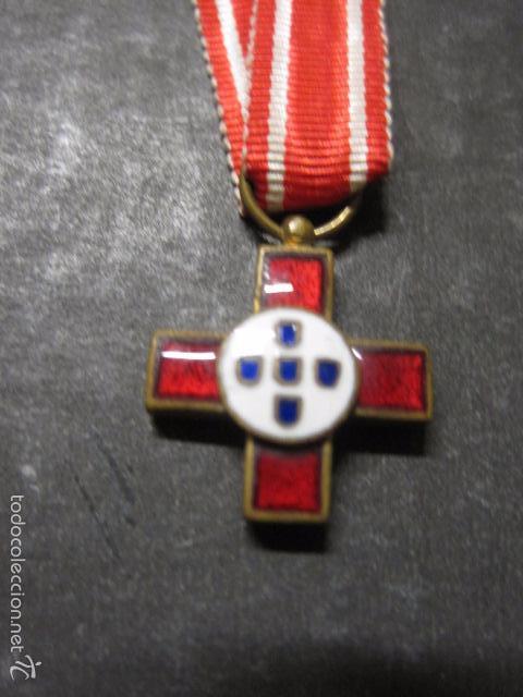 MEDALLA -NO SE DONDE ES -MINIATURA - VER FOTOS - (V-6275) (Militar - Medallas Internacionales Originales)