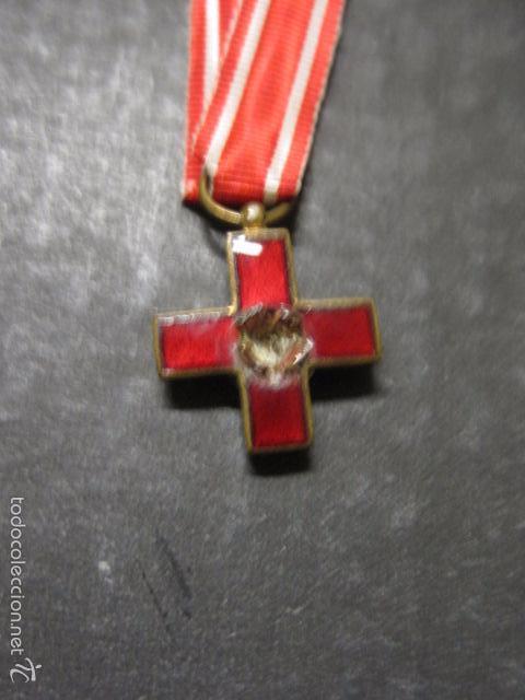 Militaria: MEDALLA -NO SE DONDE ES -MINIATURA - VER FOTOS - (V-6275) - Foto 3 - 57806580