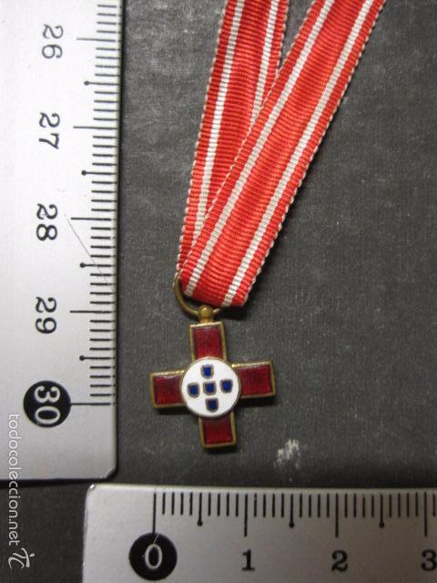 Militaria: MEDALLA -NO SE DONDE ES -MINIATURA - VER FOTOS - (V-6275) - Foto 4 - 57806580