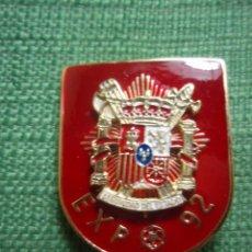 Militaria: MEDALLA GUARDIA CIVIL - POLICIA - EXPO 92 DE SEVILLA. Lote 58161837