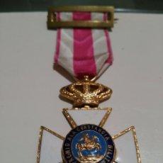 Militaria: MEDALLA DE LA ORDEN DE SAN HERMENEGILDO - PREMIO A LA CONSTANCIA MILITAR - MONARQUIA JUAN CARLOS I. Lote 58560322