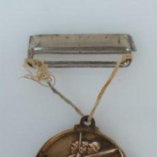 Militaria: MEDALLA ORIGINAL ALZAMIENTO 18 DE JULIO 1936 1939 VICTORIA CON IMPERDIBLE . Lote 58654228