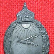 Militaria: ALEMANIA IMPERIAL - I GUERRA MUNDIAL - IMPERIAL GERMAN NAVAL SEA SERVICE PILOT BADGE. Lote 59086610