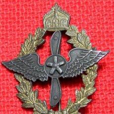 Militaria: ALEMANIA IMPERIAL - I GUERRA MUNDIAL - WWI IMPERIAL GERMANY PILOTS BADGE. Lote 59086630
