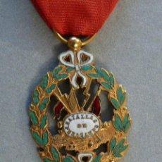 Militaria: MEDALLA DE LA BATALLA DE PERACAMPS 1840. Lote 59175790