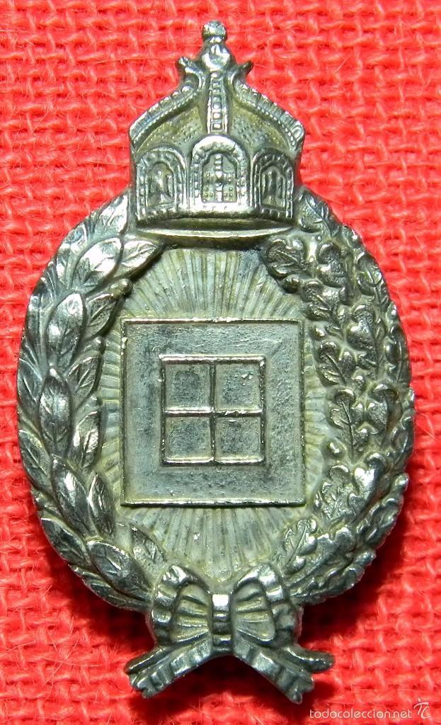 ADOLF HITLER – 1889 – 1945 – EIN VOLK, EIN REICH, EIN FÜH - MATERIAL METALICO: GERMAN SILVER - PLATA (Militar - Reproducciones y Réplicas de Medallas )