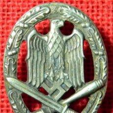 Militaria: HEER ASALTO GENERAL. ALLGEMENIES STURMABZEICHEN - REPRO ALTA CALIDAD CON MARCAJE. Lote 71208602