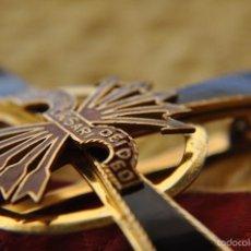 Militaria: PLACA DE LA ORDEN IMPERIAL DEL YUGO Y LAS FLECHAS.. Lote 60502835