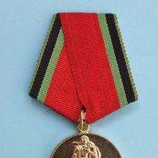 Militaria: RUSIA MEDALLA RUSA 1945- 1965 - 20 ANIVERSARIO DE LA VICTORIA EN LA GRAN GUERRA PATRIÓTICA URRS. Lote 61184483