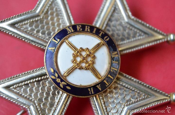 Militaria: ORDEN PLACA DE SAN FERNANDO - Foto 3 - 61392179